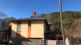 horzum'da satılık bahçeli yayla evi
