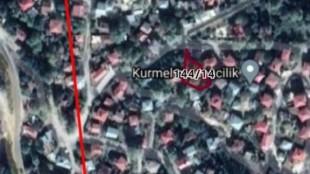horzum'da ev tadilatlı satılık arsa