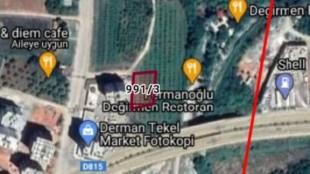 şevkiye mahallesinde kat karşılığı satılık arsa