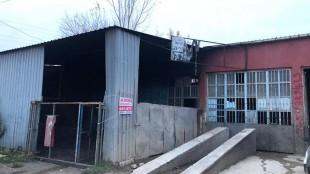 küçük sanayi sitesinde kiralık depo