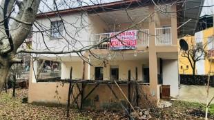 horzum'da satılık 2 katlı yayla evi