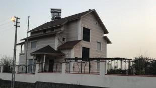 Ağlıboğaz Mahallesinde Satılık Tribleks Villa