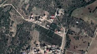 Ağlıboğaz Mahallesinde 450 m2 Satılık Arsa